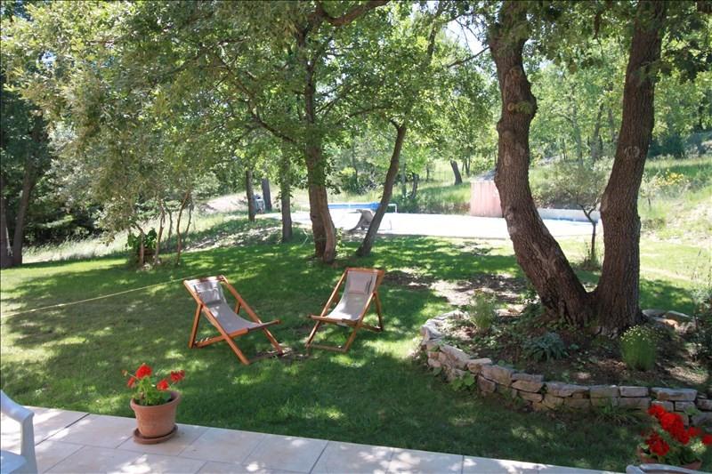 Vente de prestige maison / villa Le puy ste reparade 799000€ - Photo 5