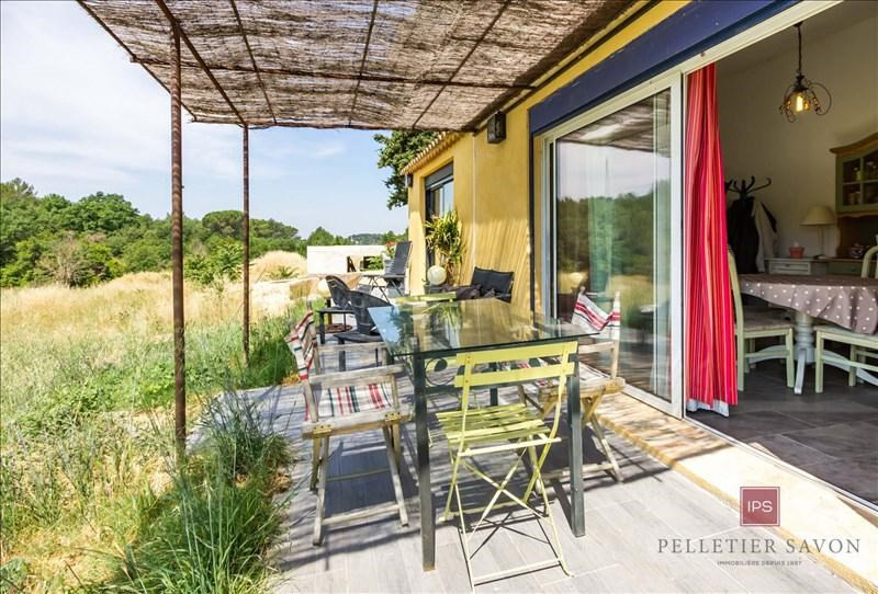 Vente de prestige maison / villa Meyreuil 1155000€ - Photo 9