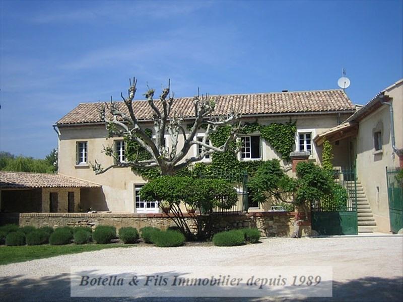Vente de prestige maison / villa Goudargues 545000€ - Photo 16