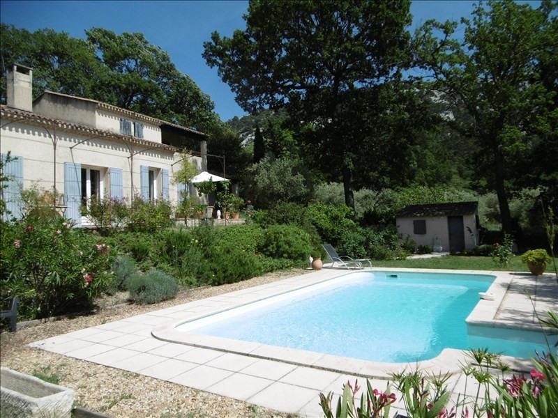 Vente maison / villa Robion 499000€ - Photo 7