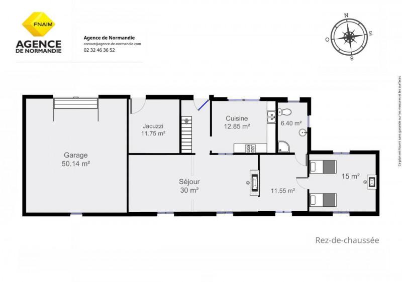 Sale house / villa Montreuil-l'argille 180000€ - Picture 8