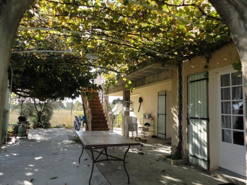 Vente maison / villa Althen des paluds 415000€ - Photo 13