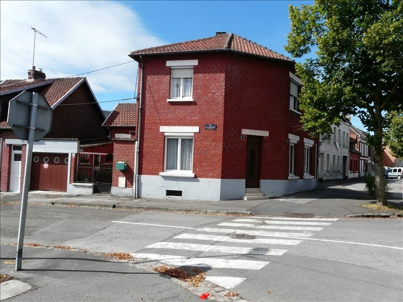 Vente maison / villa Peronne 91 000€ - Photo 1