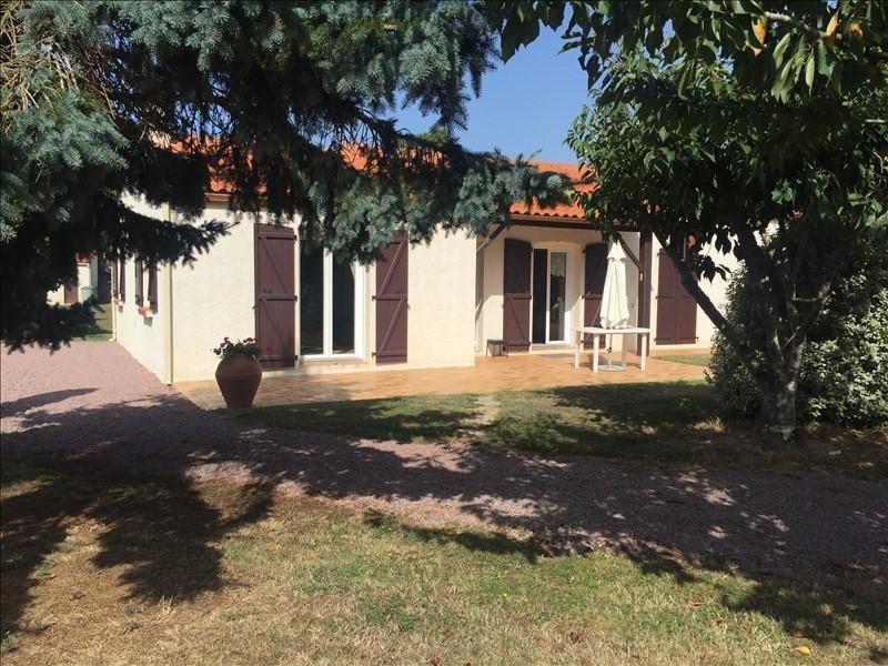 Sale house / villa Jard sur mer 312000€ - Picture 1