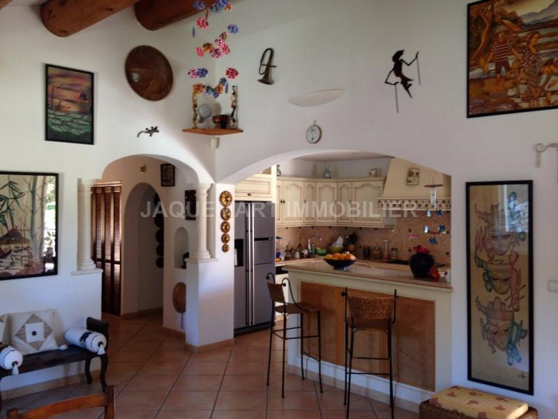 Venta de prestigio  casa Pelissanne 780000€ - Fotografía 3
