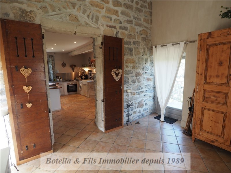 Immobile residenziali di prestigio casa Les vans 599000€ - Fotografia 6