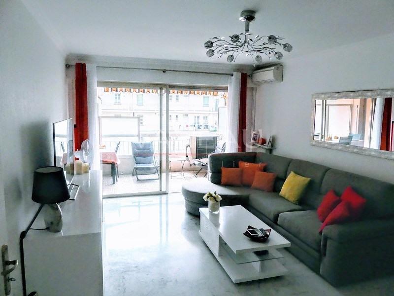 Vente de prestige appartement Juan-les-pins 265000€ - Photo 2