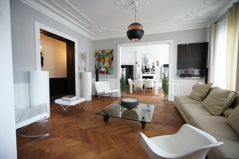 Verkoop van prestige  appartement Strasbourg 798000€ - Foto 2