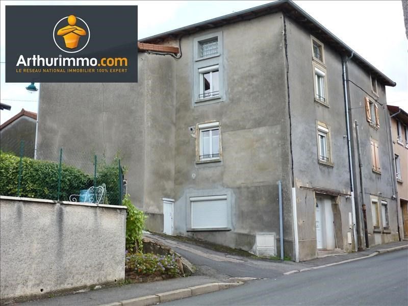 Sale building Le coteau 147 000€ - Picture 2