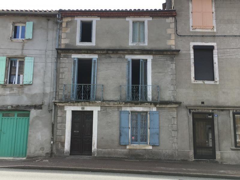 Vente maison / villa Labastide rouairoux 55000€ - Photo 1
