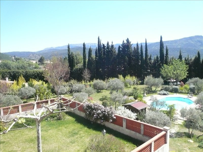 Vente de prestige maison / villa St zacharie 750000€ - Photo 1