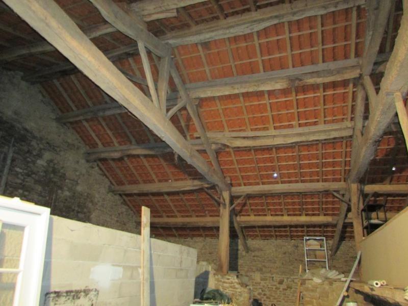 Vente maison / villa St pardoux 136000€ - Photo 8