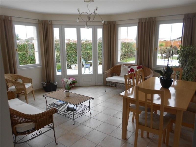 Sale house / villa Jard sur mer 435000€ - Picture 2