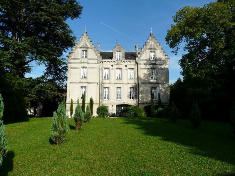 Vente de prestige maison / villa Mirambeau 998000€ - Photo 1
