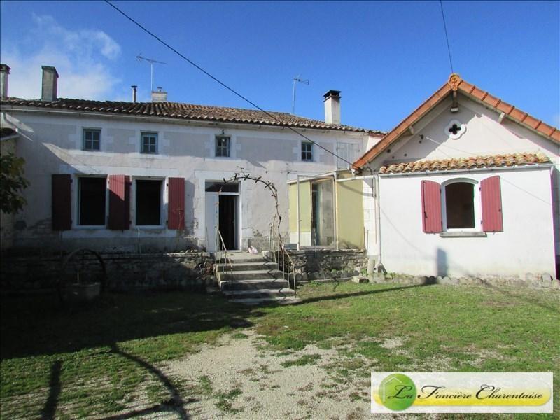 Vente maison / villa Auge 68000€ - Photo 1