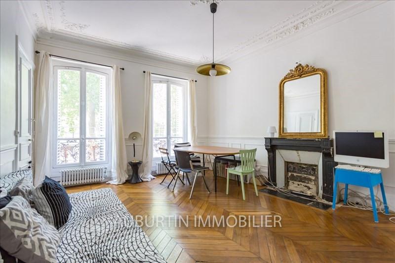 Revenda apartamento Paris 18ème 610000€ - Fotografia 1