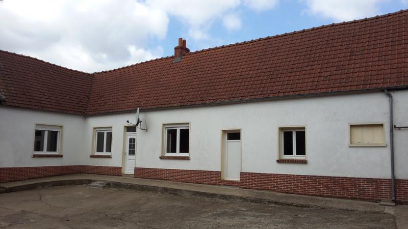 Rental house / villa Reclinghem 530€ CC - Picture 1