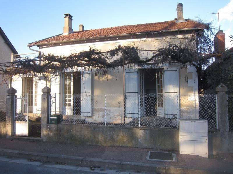 Vente maison / villa Le buisson de cadouin 89000€ - Photo 1