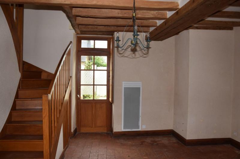 Rental house / villa Chaumont d'anjou 500€ CC - Picture 3