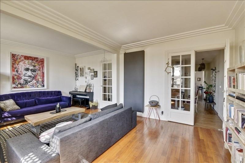 Sale apartment Clichy 885000€ - Picture 4