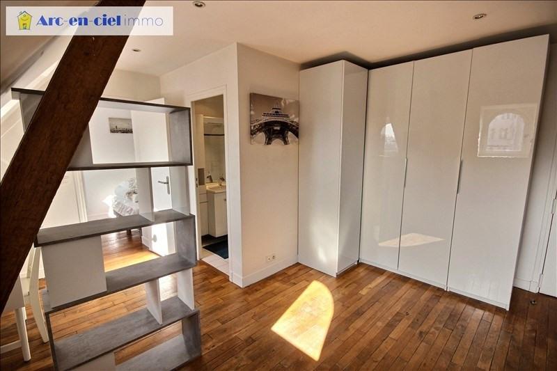 Rental apartment Paris 16ème 1495€ CC - Picture 4