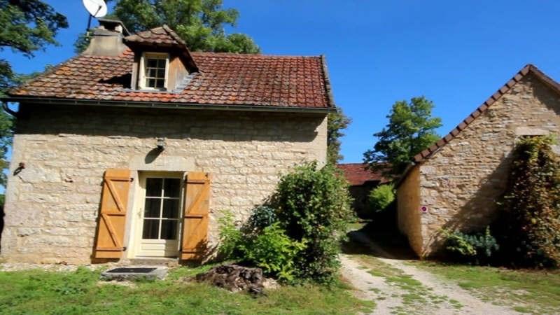 Sale house / villa Martiel 389000€ - Picture 9