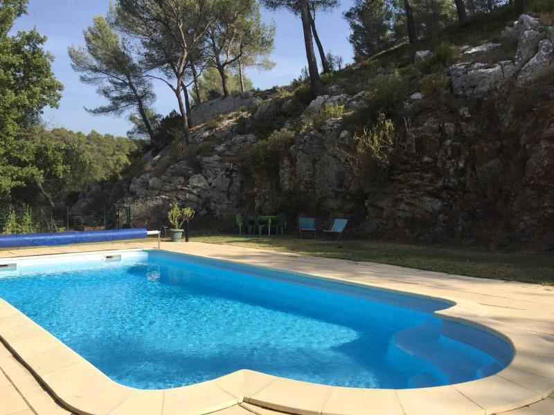 Vente maison / villa Simiane collongue 674 000€ - Photo 3
