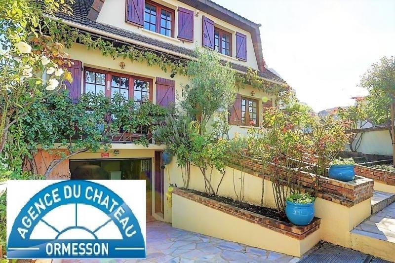 Sale house / villa Ormesson sur marne 439000€ - Picture 1