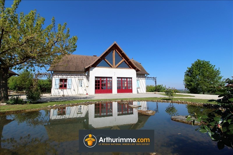 Deluxe sale house / villa Veyrins thuellin 375000€ - Picture 1