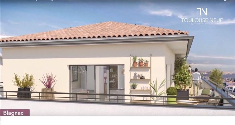 Vente appartement Blagnac 431000€ - Photo 2