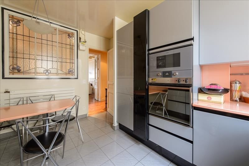 Vente de prestige appartement Paris 18ème 1180000€ - Photo 9