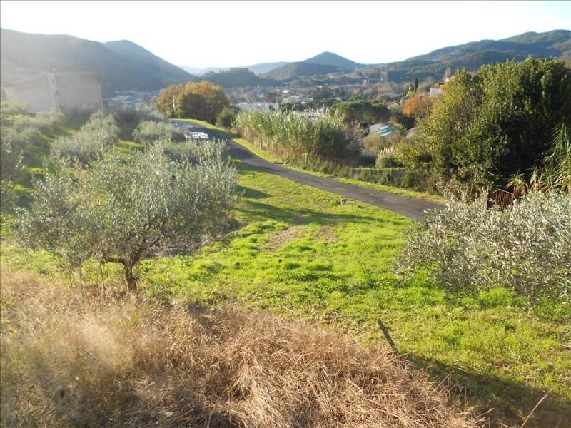 Vente terrain Lodeve 97000€ - Photo 1
