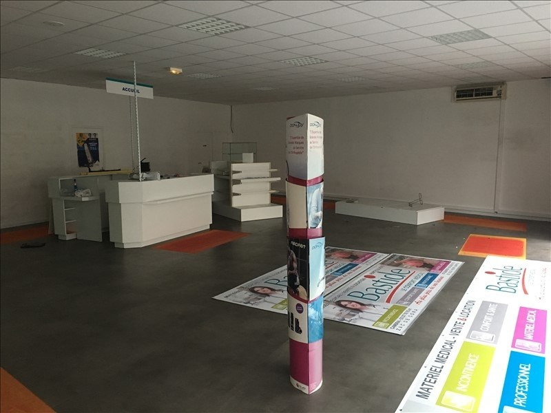Location local commercial St quentin 1 300€ HT/HC - Photo 4