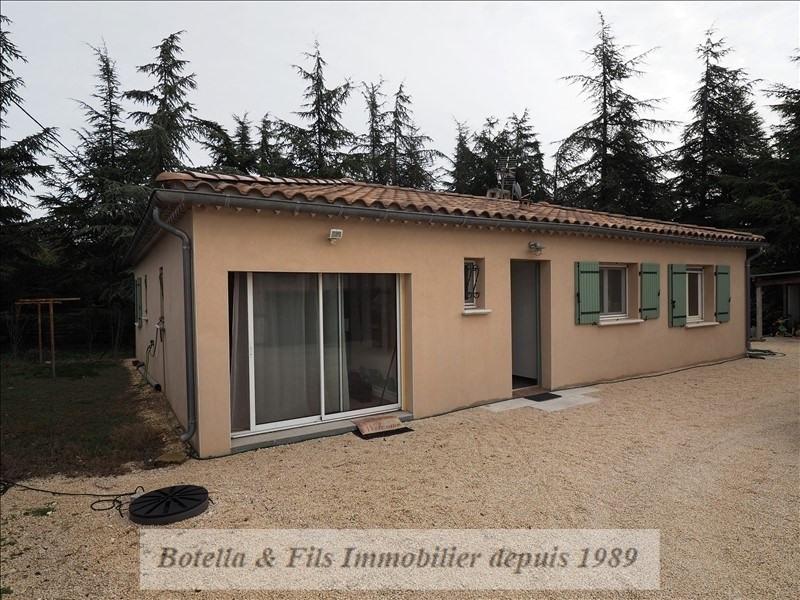 Sale house / villa Uzes 266000€ - Picture 1