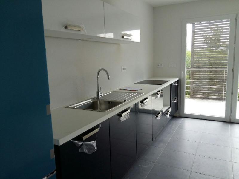 Investment property apartment Parentis en born 115500€ - Picture 1