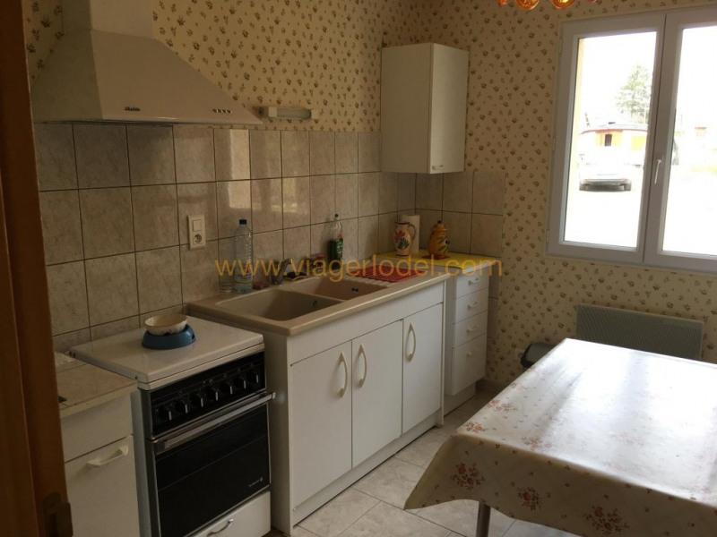 Vendita nell' vitalizio di vita casa Trainel 43000€ - Fotografia 4