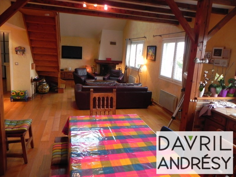 Revenda casa Chanteloup les vignes 257500€ - Fotografia 7