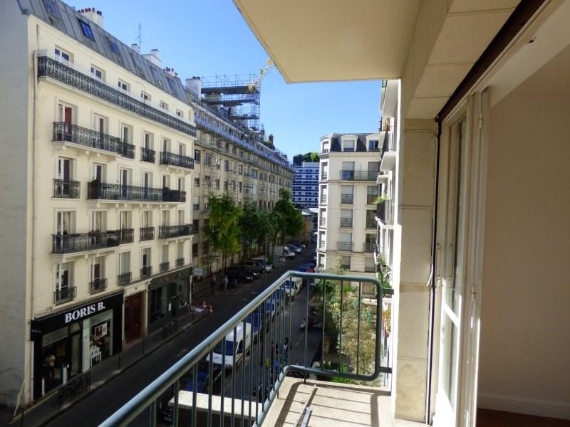Rental apartment Paris 16ème 2300€ CC - Picture 1