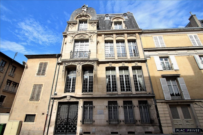 Deluxe sale apartment Nancy 715 000€ - Picture 1