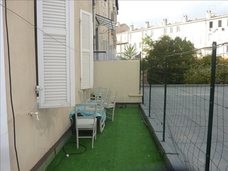 Rental apartment Marseille 5ème 420€ CC - Picture 1