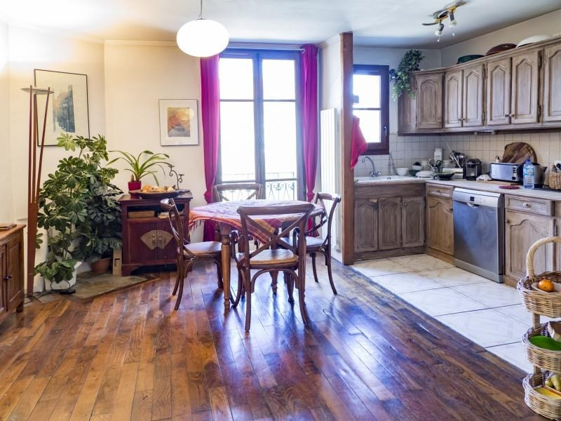 Vente appartement Viroflay 432600€ - Photo 2