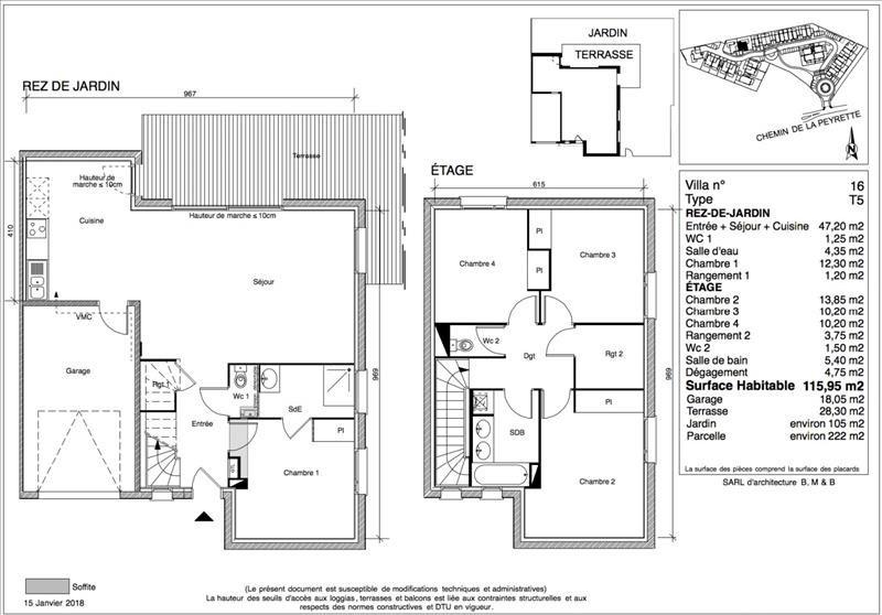 Vente maison / villa Tournefeuille 376900€ - Photo 6