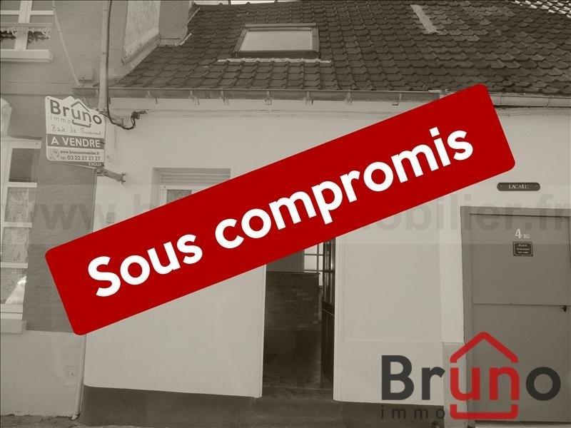 Verkauf haus Le crotoy 119500€ - Fotografie 1