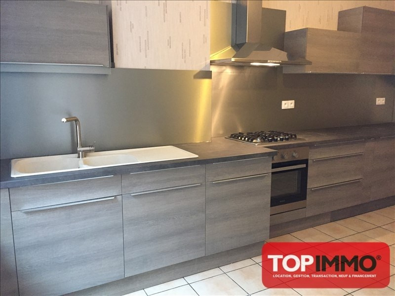Location appartement Baccarat 480€ CC - Photo 1