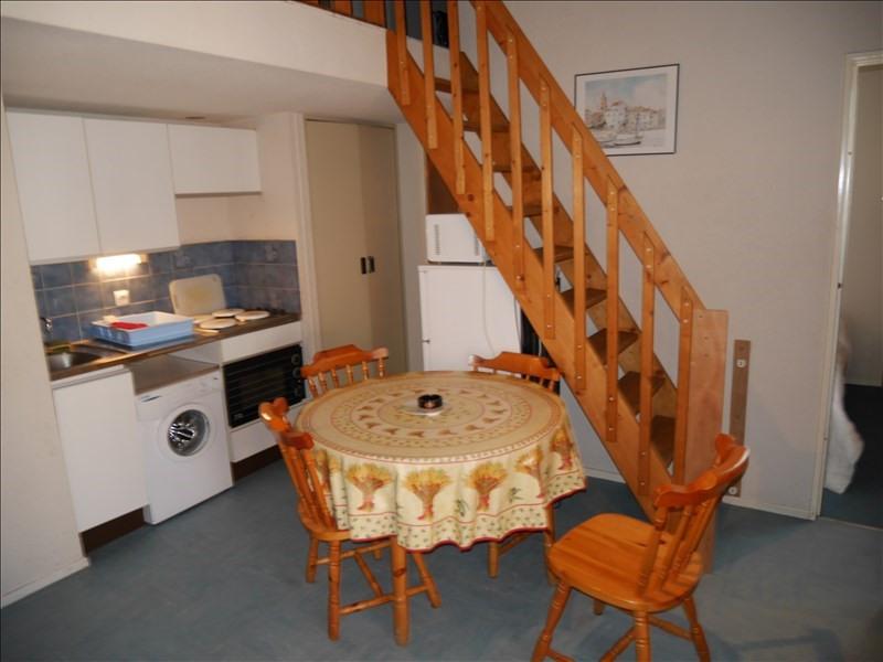 Verkoop  appartement Le barcares 56000€ - Foto 1