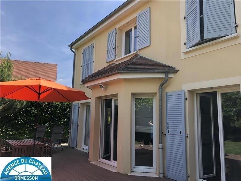 Vente de prestige maison / villa Ormesson sur marne 540000€ - Photo 1