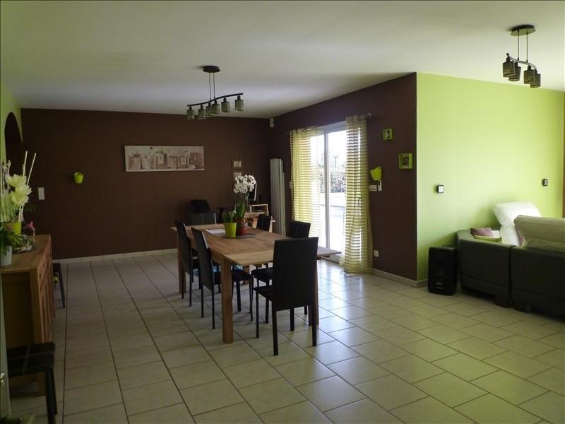Vente maison / villa Biaudos 296000€ - Photo 2