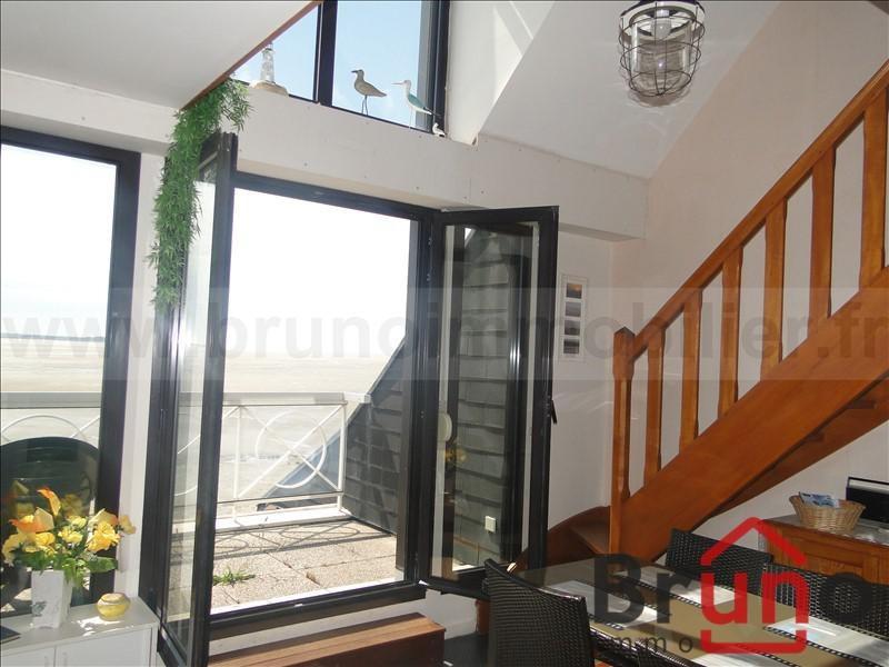 Verkoop  appartement Le crotoy 215500€ - Foto 4