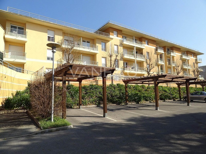 Produit d'investissement appartement Biot 65000€ - Photo 1