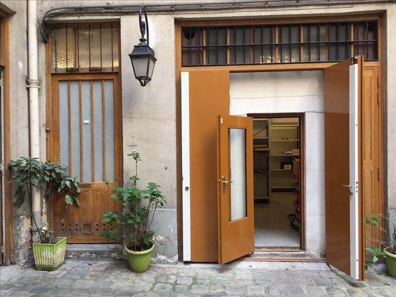 Rental empty room/storage Paris 9ème 1700€ +CH/ HT - Picture 1
